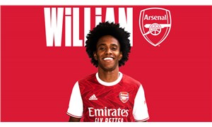 Arsenal, Willian'ı kadrosuna kattı