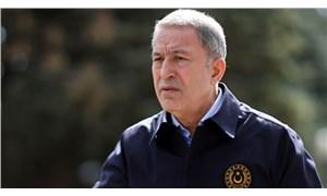 Bakan Akar'dan 'Doğu Akdeniz' açıklaması