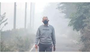 18 milyon kişi şehrindeki hava kalitesinden haberdar değil