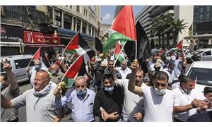 'Filistin davasına ihanet'