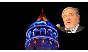 Galata Kulesi'ndeki restorasyon rezaletine İlber Ortaylı'dan sert tepki