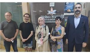 İBB İnanç Masası temsilcileri, Ateizm Derneği'ni ziyaret etti