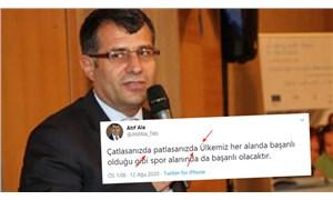 MEB Teftiş Kurulu Başkanı Ala'nın Türkçe bilmemesi dikkat çekti