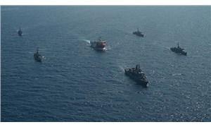 Reuters: Yunan ve Türk savaş gemileri arasında 'küçük bir kaza' yaşandı