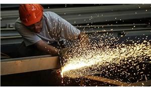 Sanayi üretimi yıllık bazda 0,1 arttı