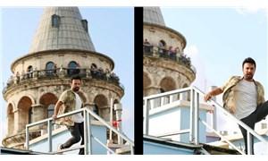 Tarkan, Galata Kulesi'ndeki rezalete isyan etti