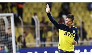 Emre Belözoğlu, futbolu bıraktığını açıkladı