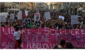İtalya'da kürtaj hakkında son söz kadınların olacak