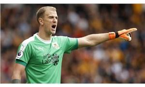Karagümrük'le anlaştığı iddia edilen Joe Hart, Tottenham'a transfer oldu