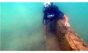Muğla'da otellerin deniz tabanına çektiği beton setlere inceleme
