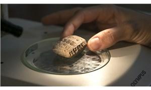 Hatay'da 3 bin 400 yıllık tablet bulundu: Krala yapılan ödemeler yazıyor