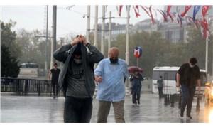İstanbul'da kuvvetli yağış etkili oldu