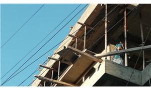Kocaeli'de elektrik akımına kapılan inşaat işçisi hayatını kaybetti