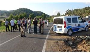 Hatay'da tarım işçilerini taşıyan traktör devrildi: 6 yaralı