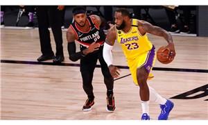 NBA play-off'ları: Lakers ve Bucks ilk galibiyetlerini aldı