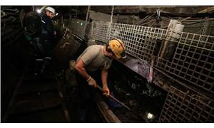 Madencinin canı kafeslere tıkıldı