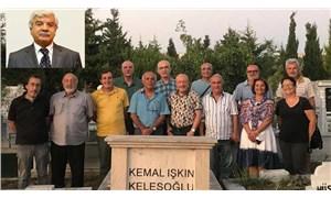 BirGün'ün kurucularından Kemal Keleşoğlu mezarı başında anıldı