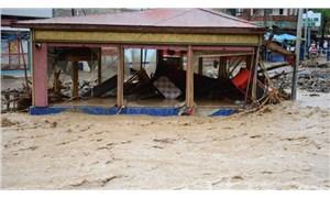 Meteoroloji'den Doğu Karadeniz'e kuvvetli yağış uyarısı