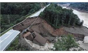 Giresun'da sel felaketi: Yaşamını yitirenlerin sayısı 5'e yükseldi