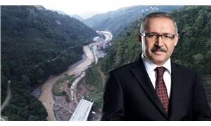 Abdülkadir Selvi, Giresun'daki sel felaketine bakıp 'mutluluğun resmi'ni çıkardı!