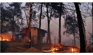 Adana'da orman yangını sürüyor: 6 köy ve 800 hane boşaltıldı