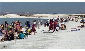 Salda Gölü'nde ziyaretçi sayısında kısıtlama yapılacak