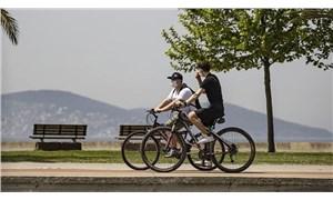 İBB'den Covid-19'a karşı bisiklet ve yürüme kampanyası