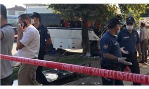 Bursa'da işçi midibüsü kaza yaptı: 2 can kaybı 16 yaralı