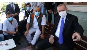 Erdoğan: İyiye gidiyoruz, sağda solda konuşulanlara kulak asmayın
