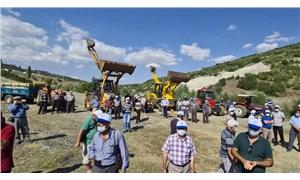 Seydikemer Seki Barajı kaderine terk edildi