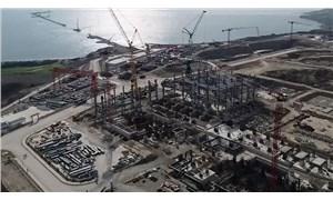 Termik santral inşaatı kural tanımıyor