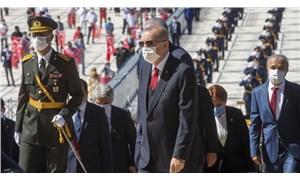Anıtkabir'de Erdoğan sloganları büyük tepki çekti