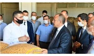 Denizli Valisi Atik, koronavirüs denetimini maskesiz yaptı