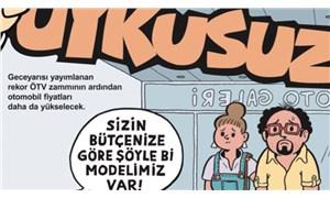 Uykusuz'dan 'ÖTV zammı' kapağı