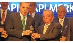 953 milyon TL'lik  ihale Cengiz'e