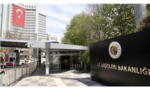 Dışişleri Bakanlığı: Yunanistan'ın NATO Genel Sekreteri'nin inisiyatifine destek vermesini bekliyoruz