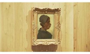 Van Gogh'un 'Kadın Başı' tablosu 1.6 milyon Euro'ya satıldı