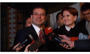 İddia: Akşener, kendisi olamazsa İmamoğlu'nu aday olarak önerecek
