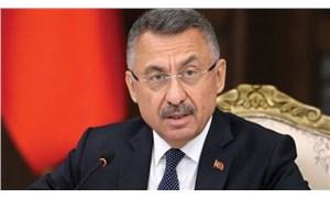 """Cumhurbaşkanı Yardımcısı Oktay: """"Akdeniz Fırtınası"""" tatbikatı KKTC'de başladı"""