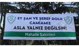 Okmeydanı Fetih Spor'dan AKP'li Beyoğlu Belediyesi'ne tepki