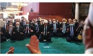 Cumhurbaşkanlığı, Ayasofya'nın ibadete açılması kararına itiraz etti