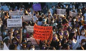 Kadınlar adalet mücadelesinde