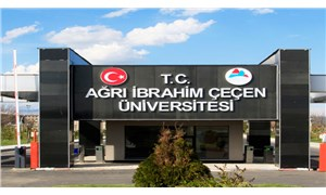 Ağrı İbrahim Çeçen Üniversitesi'nden kişiye özel ilan