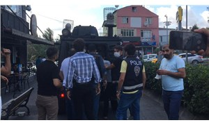 Çağlayan Adliyesi önünde iki grup arasında silahlı kavga: 4 gözaltı