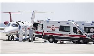 Kuzey Kıbrıs'taki Covid-19 hastaları Türkiye'ye naklediliyor
