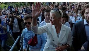 Muhalif lider Ukrayna sınırında yakalandı
