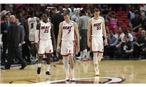 NBA play-off'ları: Doğu Konferansı'nda ilk finalist Miami Heat