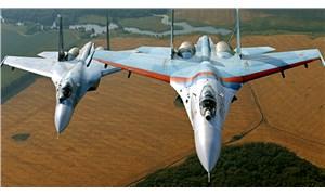 Rus Su-27 jeti, Karadeniz'de ABD keşif uçağını engelledi