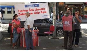 SOL Parti Zonguldak: Grip ve zatürre aşıları ücretsiz olsun