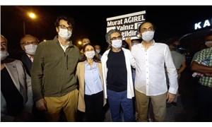 Tutuklu gazeteciler tahliye edildi